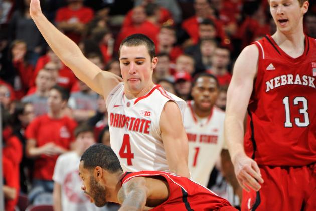 Craft Sets Tone in Big Ten Opener