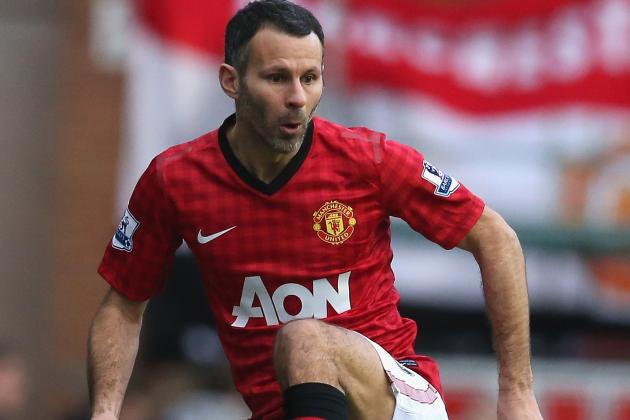 Ryan Giggs Adapting to Manchester United Squad Role