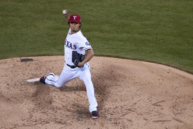 Ranger Resolution: Make Yu Darvish an Ace