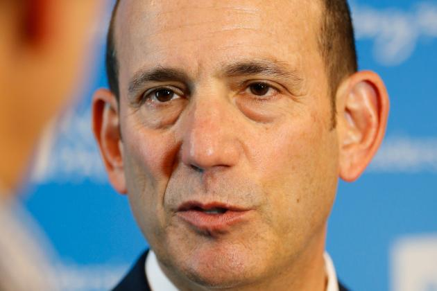 Garber 'Surprised' by Blatter's Criticism of M.L.S.