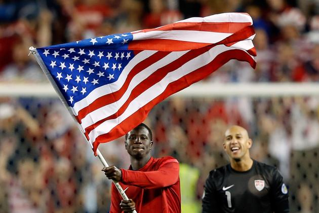 U.S. Soccer to Celebrate Its 100th Anniversary in 2013