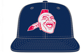 Report: Braves Considering Changing Controversial Batting Practice Hat