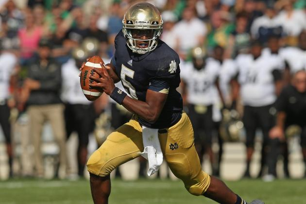 Alabama vs. Notre Dame 2013: Fighting Irish Who Must Play Game of Their Life