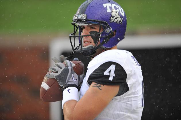 Gary Patterson, TCU Football Move Forward in a Very Challenging 2012 Season