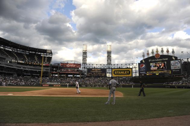 Spokane Consulting Company Sues White Sox