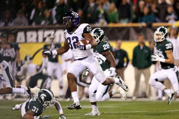 Loss to Michigan State Typified TCU's Losses This Season