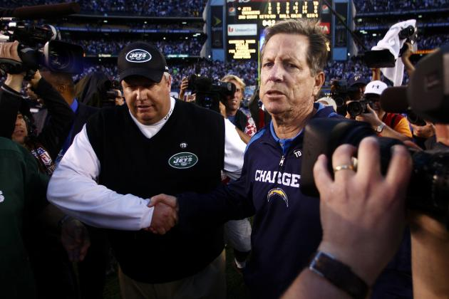 Rex Ryan, Norv Turner Make a Nice Pair
