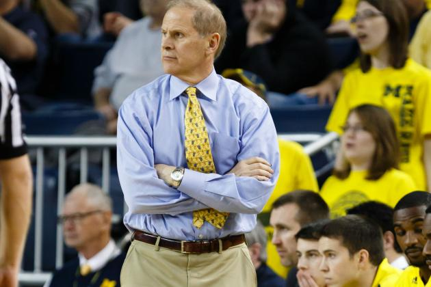 John Beilein: Winning in the Big Ten Is 'Why I Came to Michigan'