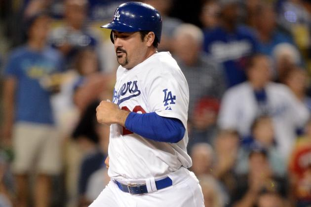 Dodgers End 2012 on Promising Note