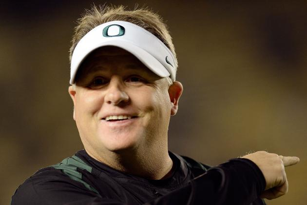 Report: Chip Kelly Has Narrowed His NFL Wish List Down to 2 Teams