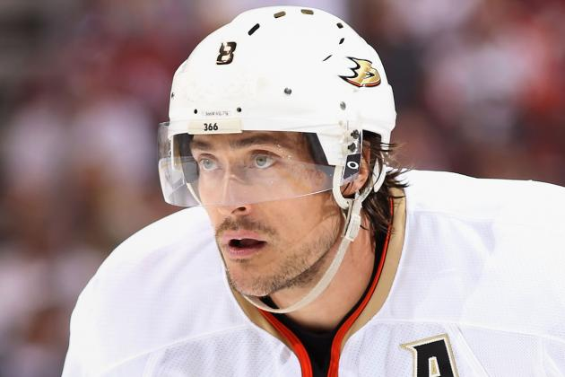 Ducks' Selanne Predicts When Lockout Will End