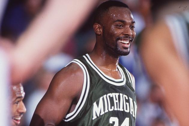 All-Time Leading Scorer Shawn Respert Visits the Spartans at Minnesota