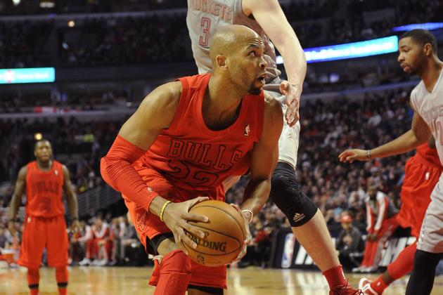 In Rare Start, Taj Gibson Comes on Strong