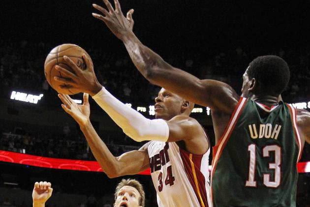 Ray Allen Urges Bucks Fans to Get Behind Team