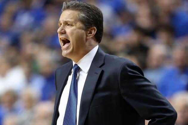 Calipari Monitoring Heart Rates at Practice to Ensure Max Effort