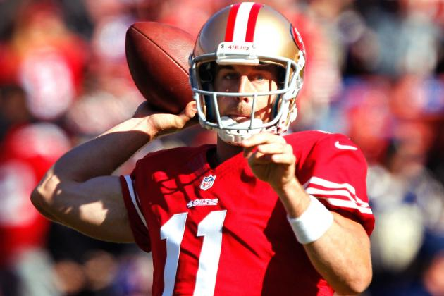 San Francisco 49ers: What Should the Team Do with Alex Smith?