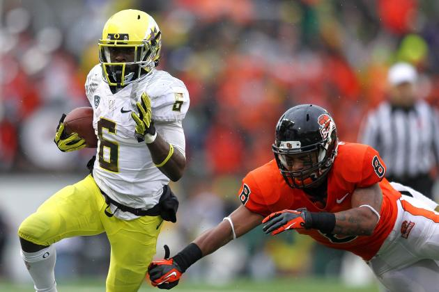 Oregon vs. Kansas State: Complete Gambling Guide for 2013 Fiesta Bowl
