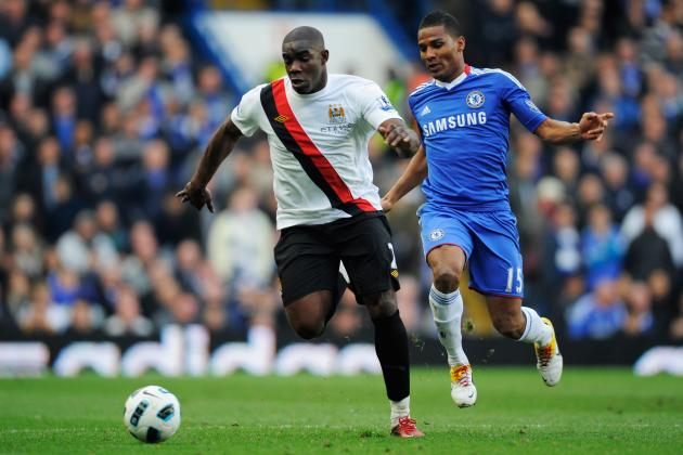 Chelsea: England International Micah Richards to Join from Manchester City?