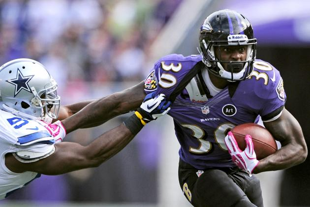 Ravens 2-Headed Monster in the Backfield Tough to Stop