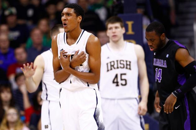 Notre Dame Men's Basketball: Irish Offense Has Found Its Rhythm