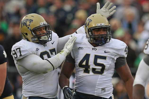 Pitt D-Line Tough Test for Ole Miss