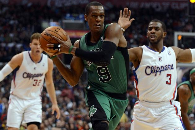 Where Have Rajon Rondo's Assists Gone?
