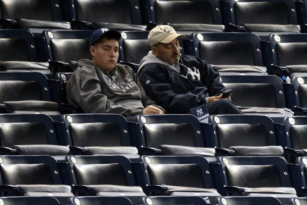 Yankees Appeal on the Wane?