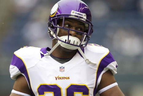Adrian Peterson back, Antoine Winfield not as Vikings wrap short week