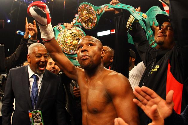 Floyd Mayweather: Why Team Money Shouldn't Underestimate Robert Guerrero