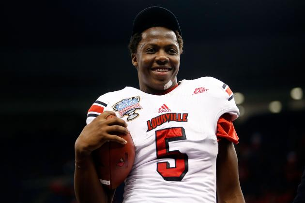 Teddy Bridgewater: Louisville QB Launches Career with Epic Sugar Bowl Outing