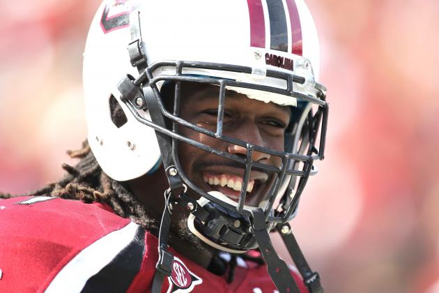 How One Play Put Jadeveon Clowney in the Top Three of Next Year's Heisman Race