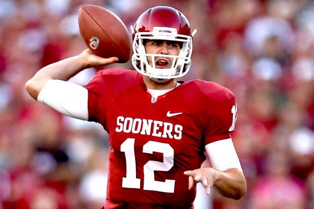 Cotton Bowl 2013: Where's the Love for Oklahoma QB Landry Jones?