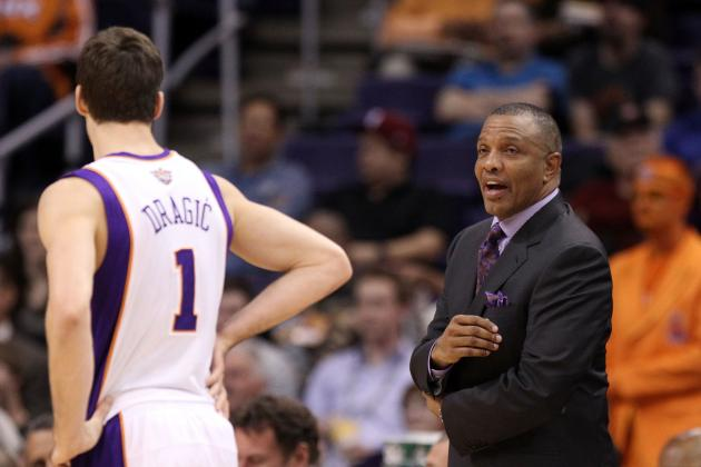 Suns Coach Gentry Admits to Sounding Like Broken Record