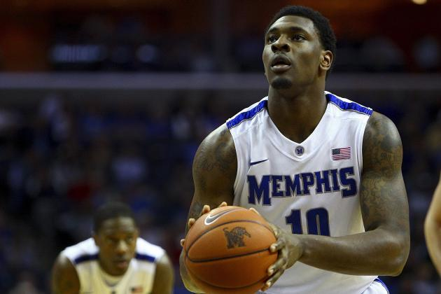 Memphis Could Be Without Starter Tarik Black for Vols