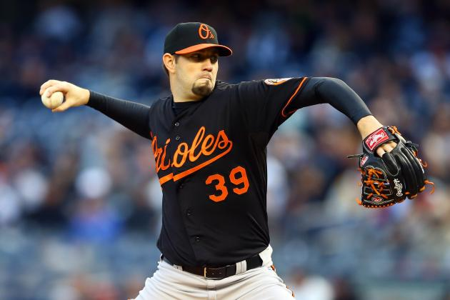 Debate: Who Will Make the Starting Rotation for the O's?