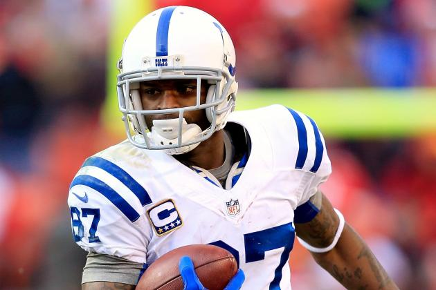 Colts' Reggie Wayne Emerges as Undisputed Team Leader