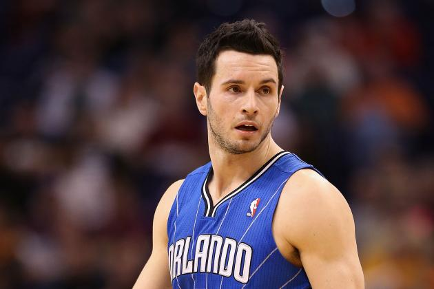 JJ Redick Donates 25K to Fight Alzheimer's Disease