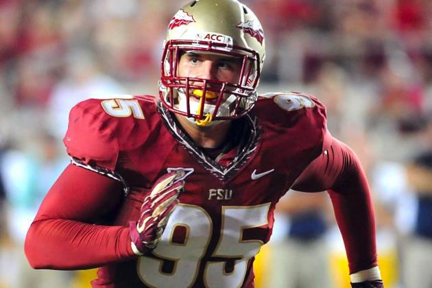 Florida State DE Bjoern Werner Officially Enters NFL Draft