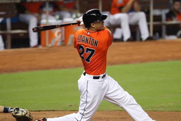 Former GM: Rangers Have Pieces to Trade for Giancarlo Stanton