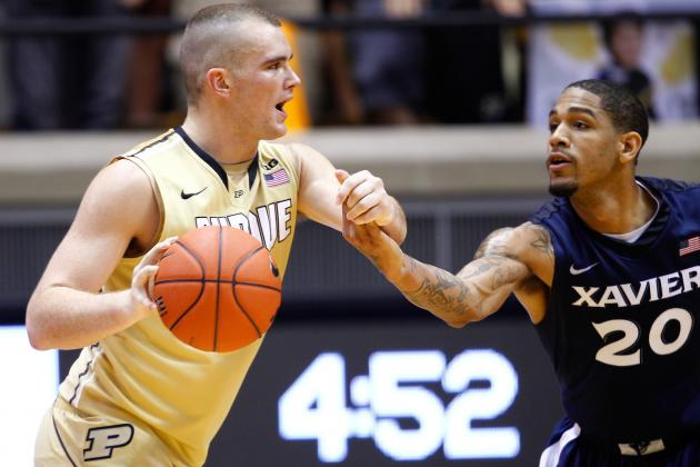 D.J. Byrd Phones Robbie Hummel to Help Boilers Turn Things Around