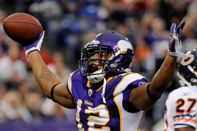 Vikings Shrugging off Harvin's Absence Whilere Habbing
