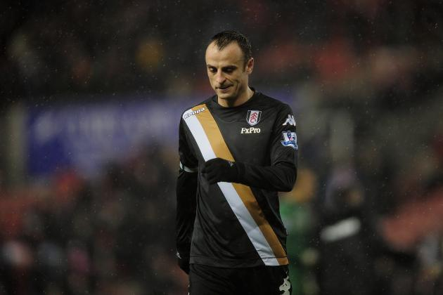 Dimitar Berbatov Relishes Being Fulham's Flawed Genius