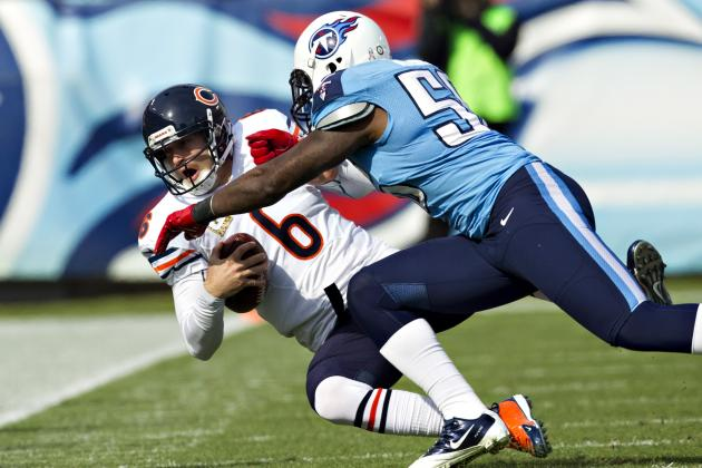 Tennessee Titans' Akeem Ayers, Zach Brown Spark Sacks Surge