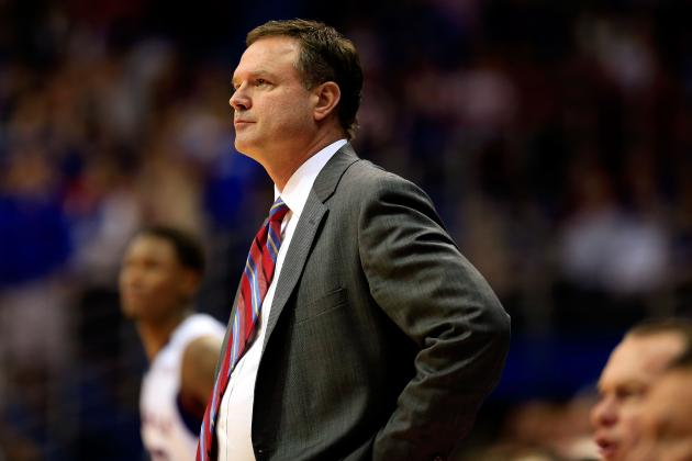 Bill Self: Jayhawks' Defense Needs Work