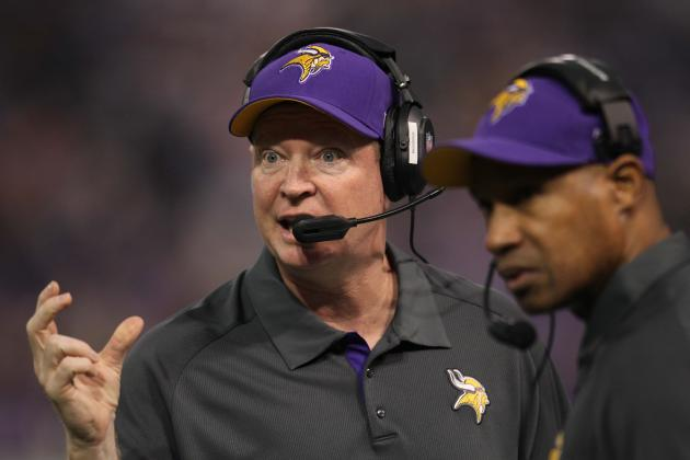 Vikings Offensive Coordinator Showing Creativity