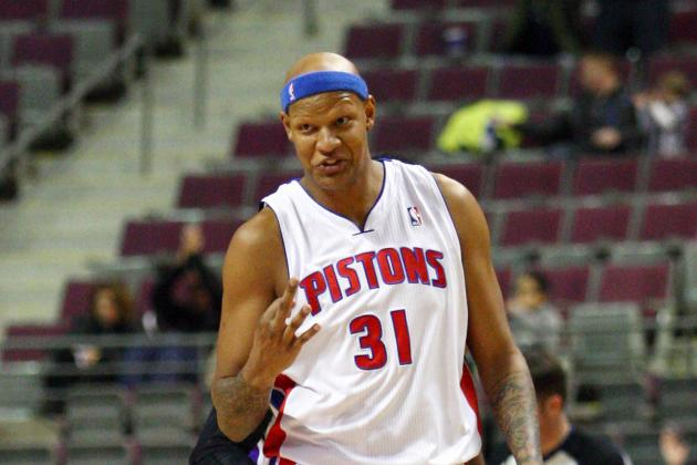 Detroit Pistons' Charlie Villanueva Fires Back at 'Dirty Player' Accusation