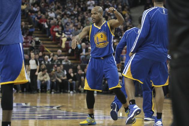 Jarrett Jack on Being a 'Back-Up Singer,' Warriors Unity, Real Toughness
