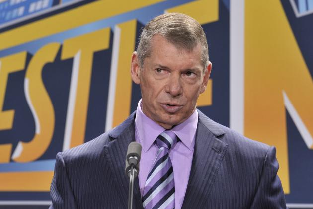 WWE Has Become Vince McMahon's Personal Playground