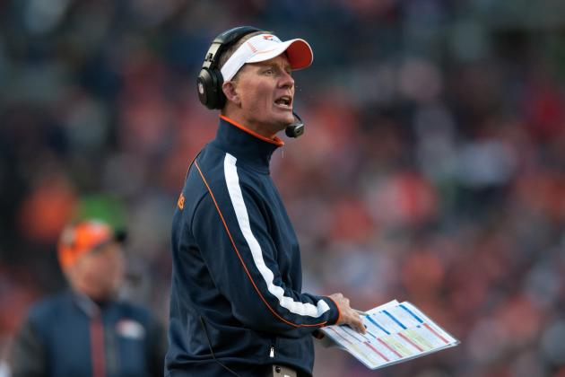 Mike McCoy Trying to Keep His Focus on the Broncos