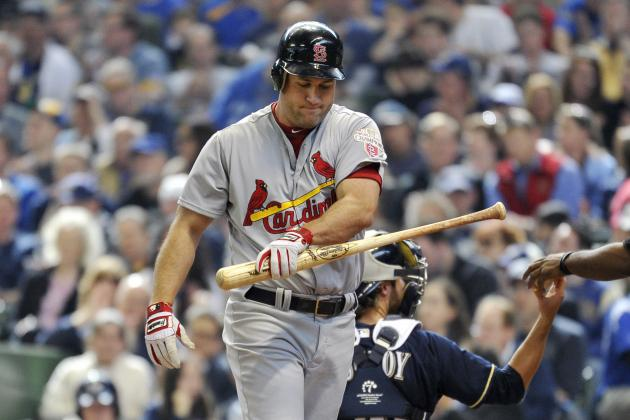 Berkman Eyes Return; Could He Be on Rays Radar?
